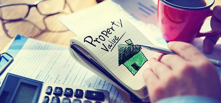 what affects property rental valuations