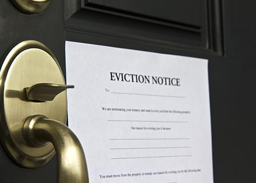 property management free eviction service