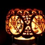 The Most Ambitious and Impressive Spooky Pumpkin Designs