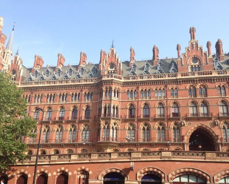 St Pancras Chambers London S Most Impressive Apartments