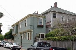 Spite house image