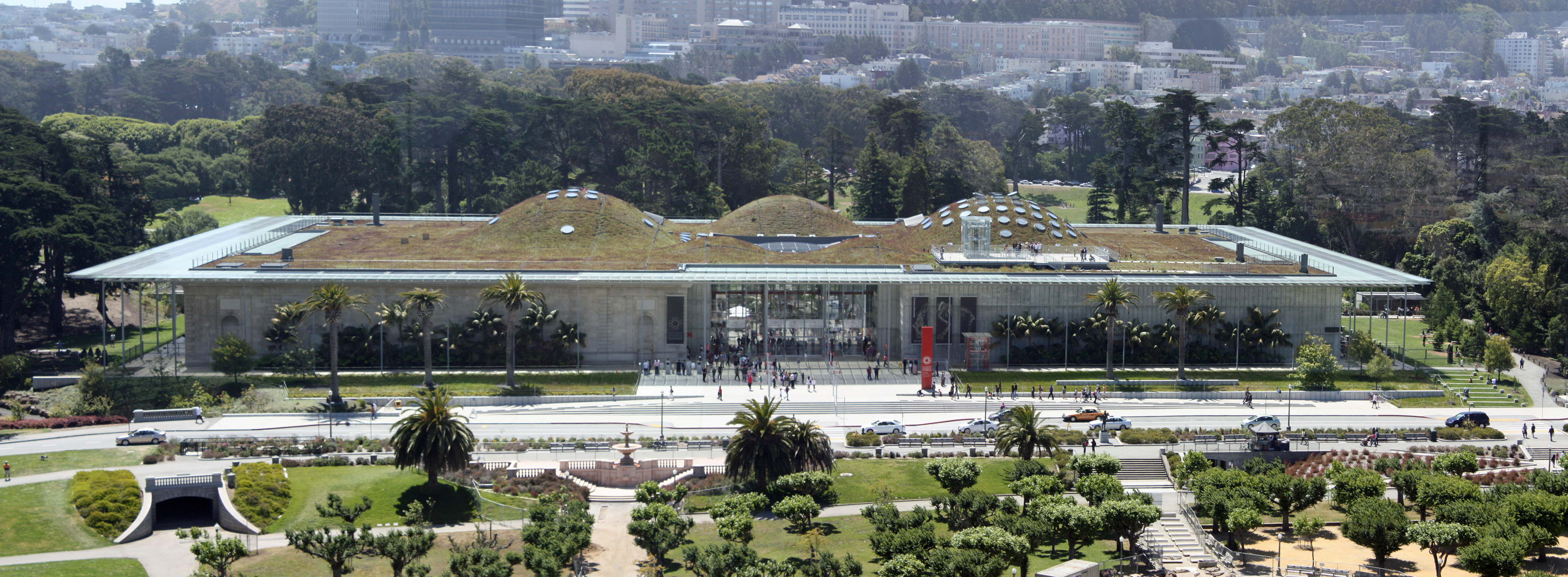 Golden Gate Park Natural History Museum