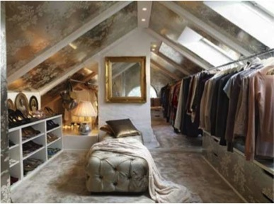 top 6 stunning loft conversions the house shop blog. Black Bedroom Furniture Sets. Home Design Ideas