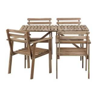 askholmen-table-chairs-w-armrests-outdoor-brown__0170261_PE324348_S4