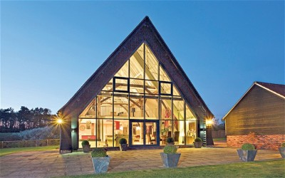 Barn Conversion new rules on residential barn conversions | the house shop blog