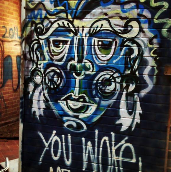 grafiti face