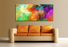 sofa painting