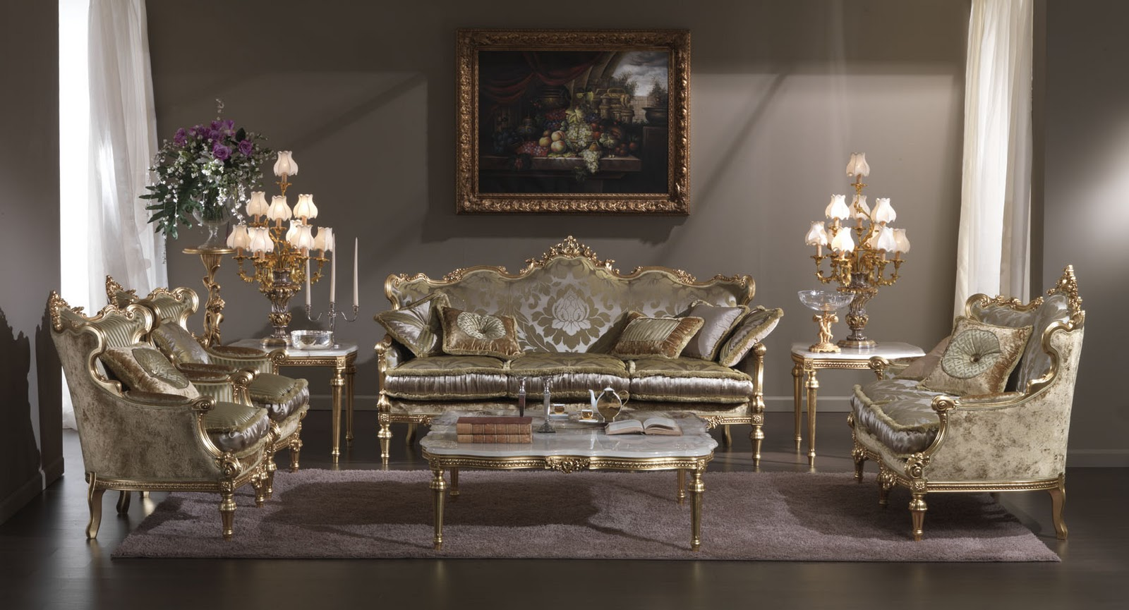 Forget New Make Your Home Looks Stylish With Antique Furniture