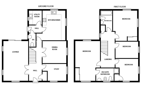 Floor Plan Service The House Shop Blog