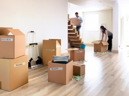 moving home image