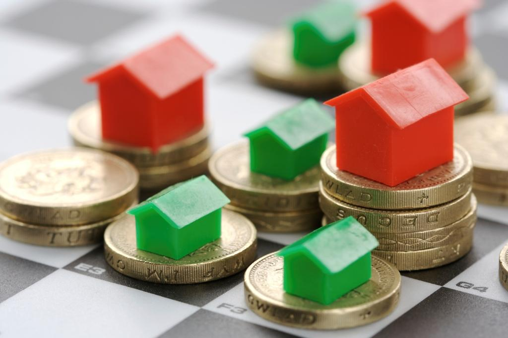 Online house valuations