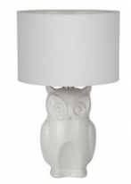 Homebase Owl Lamp