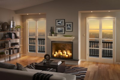 contemporary-indoor-fireplaces