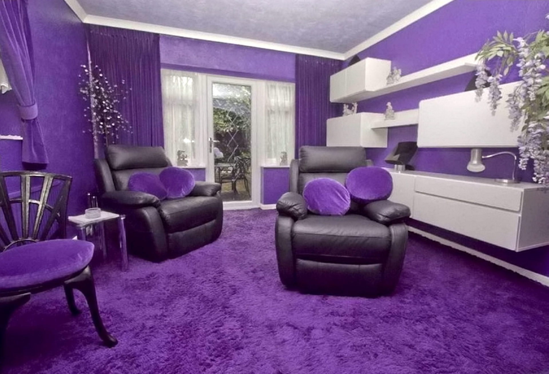 7) The Purple House In Hillingdon, Middlesex
