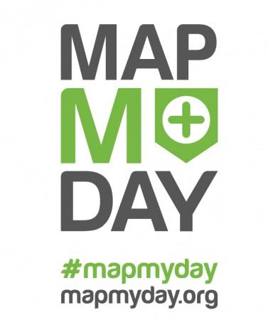 MapMyDay logo