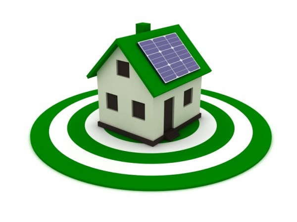 How to be more energy efficient environmentally friendly for Energy efficient green homes