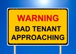 bad tenant image