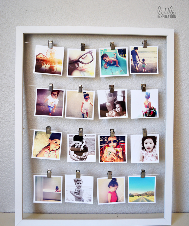 Creative Photography Displays