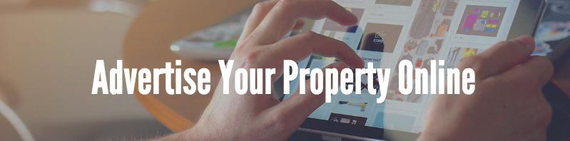 advertise rental property online
