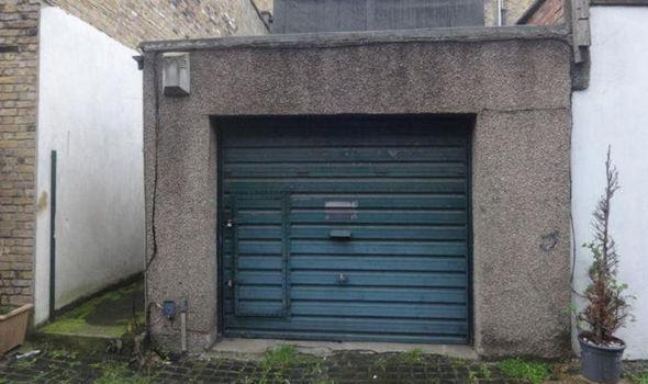 hackney garage
