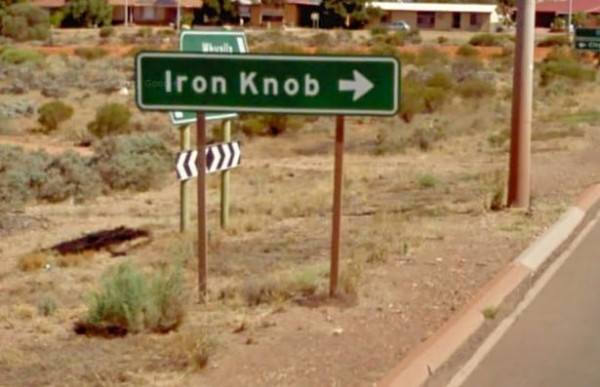 ironknob