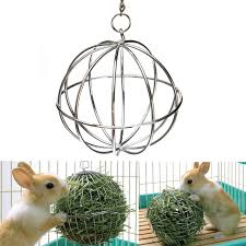 rabbit treat ball