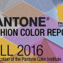 A/W colour trends 2016