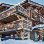 Dream Homes – The Ultimate Ski Chalet