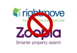 Rightmove & Zoopla Crosses Out