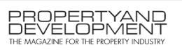 PropertyAndDevelopment Magazine Logo