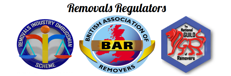 Who regulates removal companies