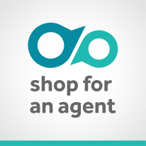 Shop for an agent logo