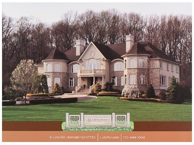 Lidel Homes Landscape Folder