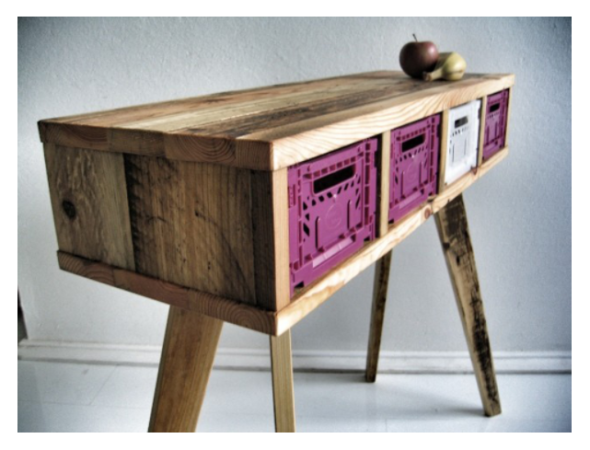 Design Trends Upcycling Recycling And Reclaimed Furniture The