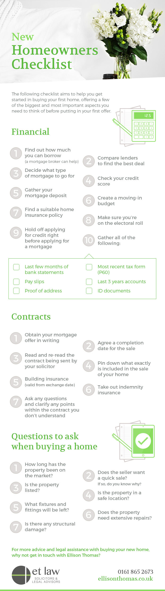 How to sort your legal and financial affairs before buying your first home the house shop blog - What to check before buying a house ...
