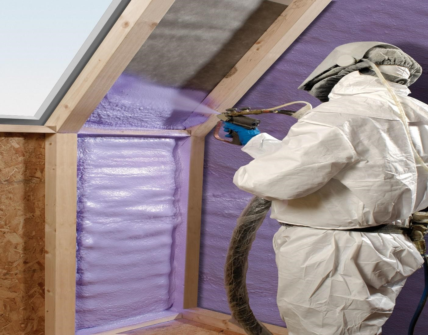 How To Stay Warm In Winter With Spray Foam Insulation The House Shop Blog