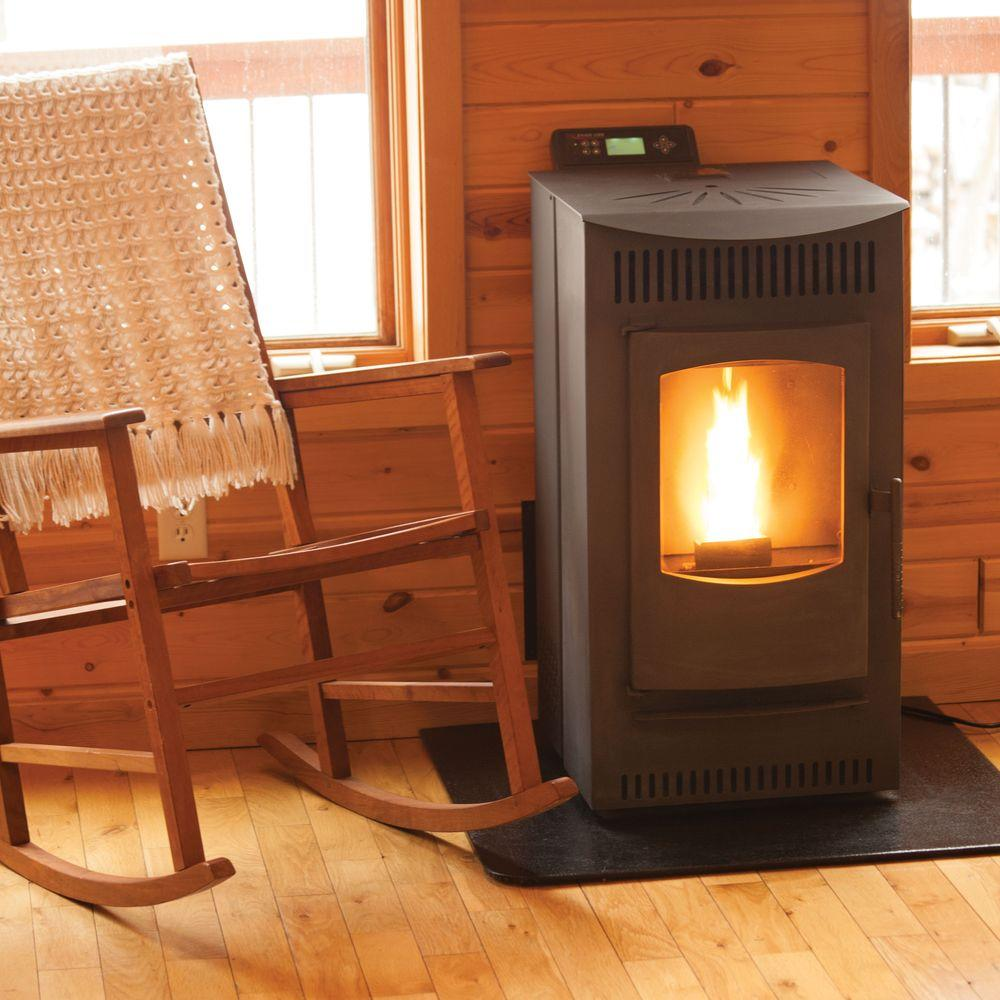 All you need to know about Pellet Stoves and why you should definitely get one.