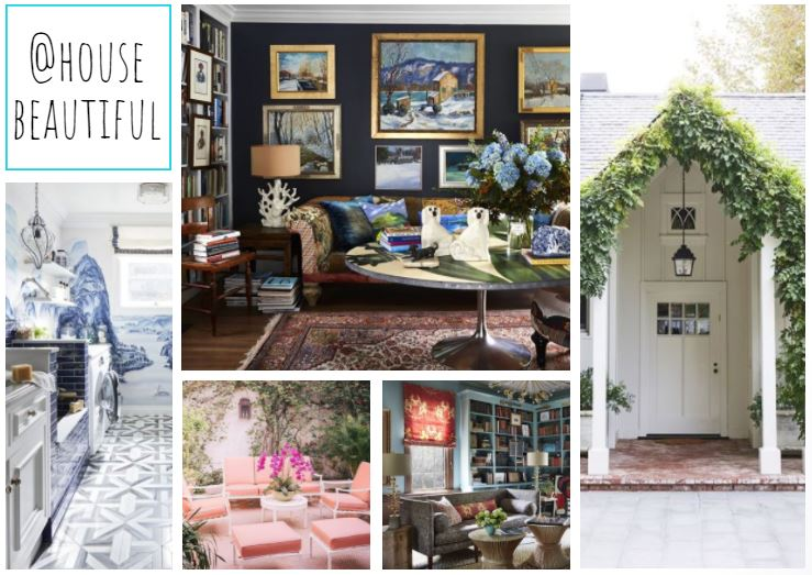 From beautiful bedrooms to luxurious libraries housebeautiful takes you inside the most instagram worthy properties out there