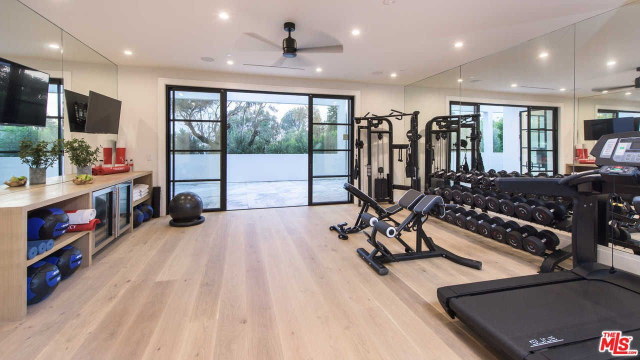 How to build a home gym on a budget the house shop blog for Cost of building a gym