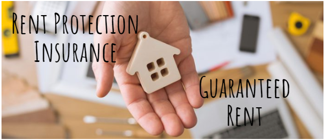 guaranteed rent vs rent protection insurance