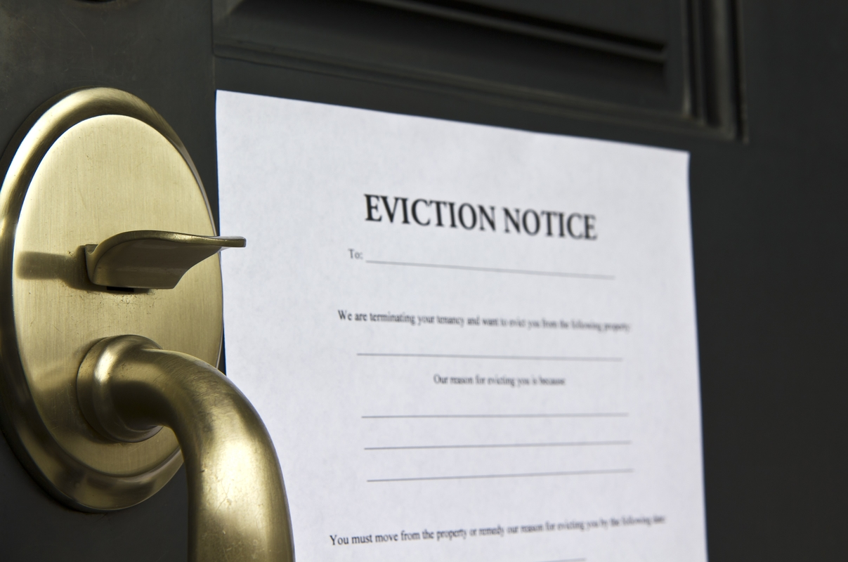 Advice Evicting Tenants