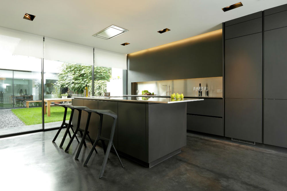 8 Style Tips for Blagging a Contemporary Kitchen | The House ...