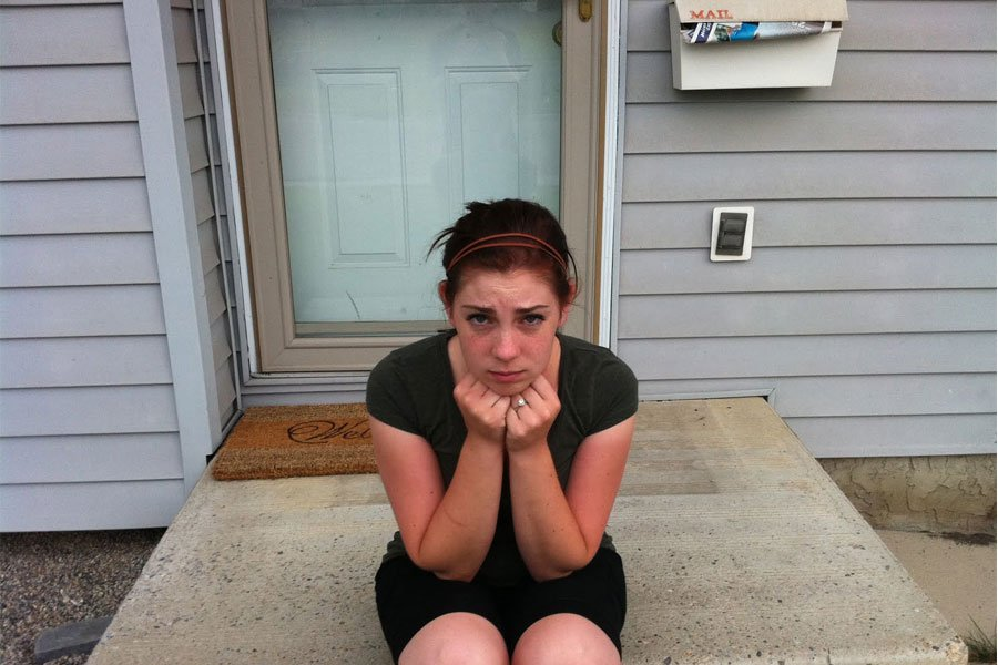 What To Do When You're Locked Out
