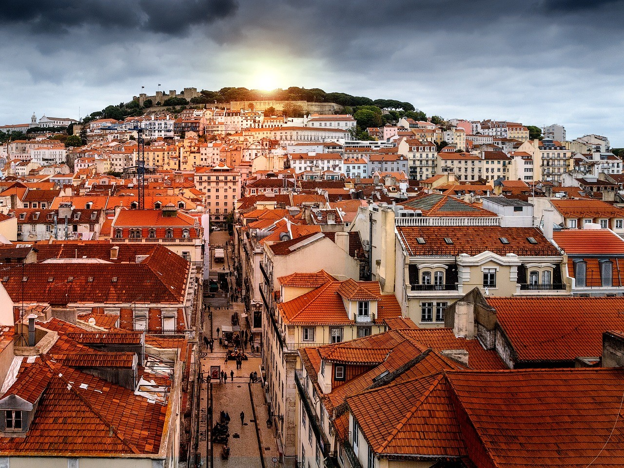Portugal Real Estate: New Investment Record