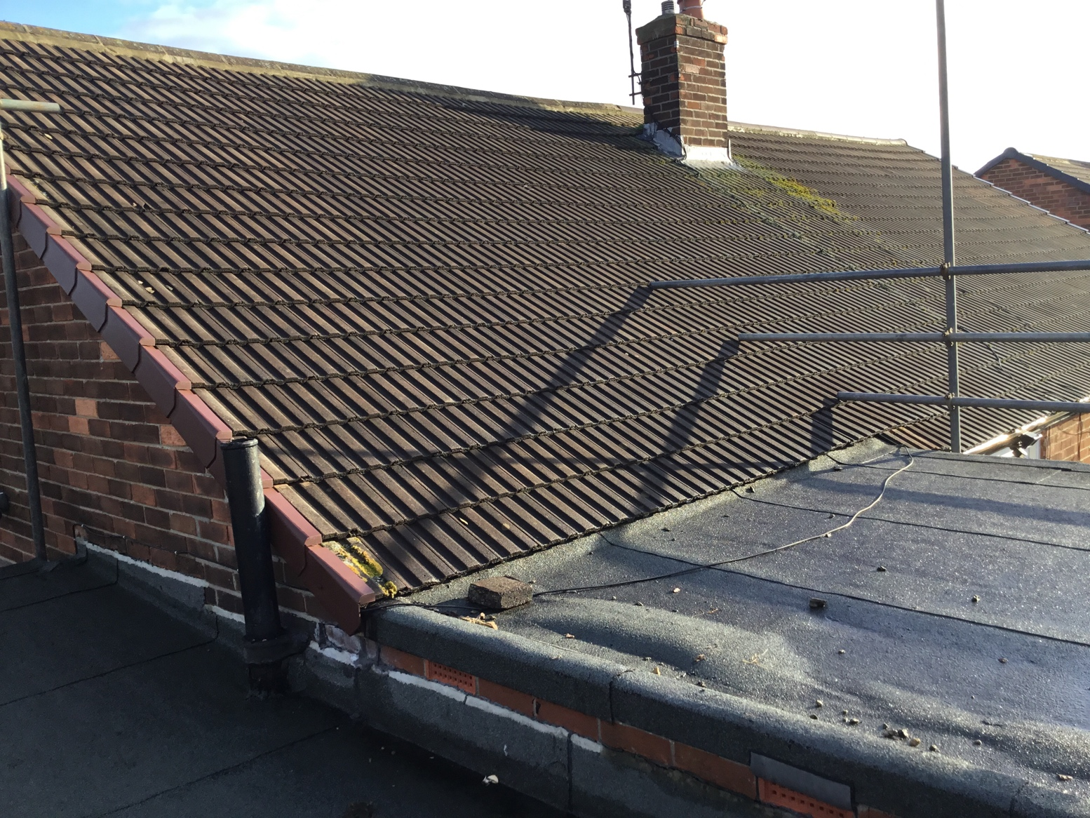 Signs Your Flat Roof Needs Replacing The House Shop Blog