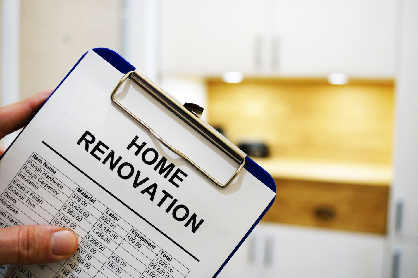 Planning for a Fixer: How Much to Put Away for Your Home