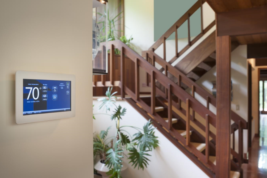 How Adding Smart Devices Can Improve Your Home's Look And Value