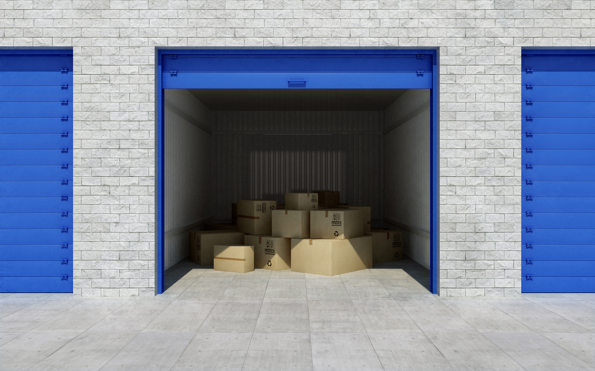 What Can You Fit in a 5×10 Storage Unit?