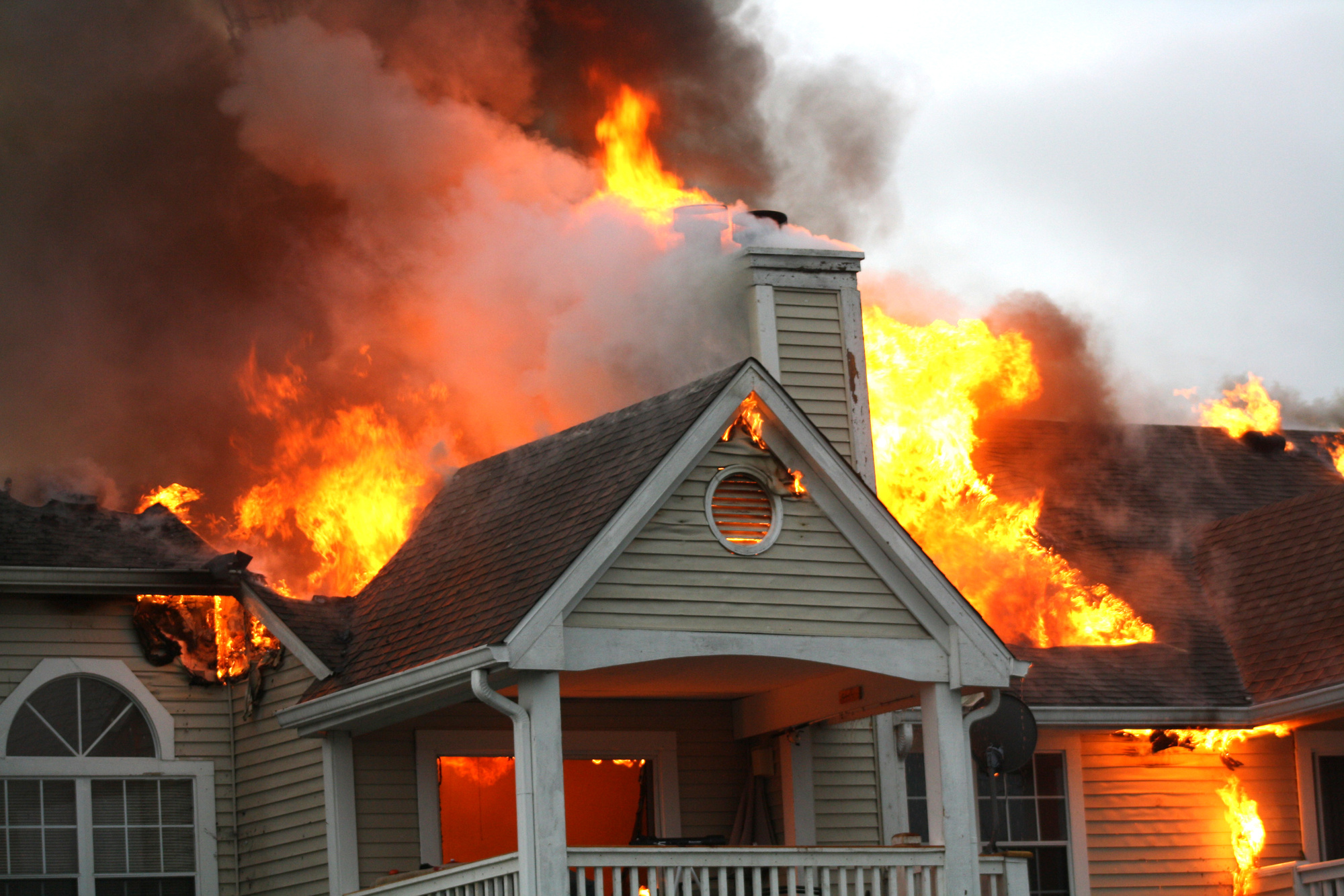 The 7 Most Common Causes of House Fires