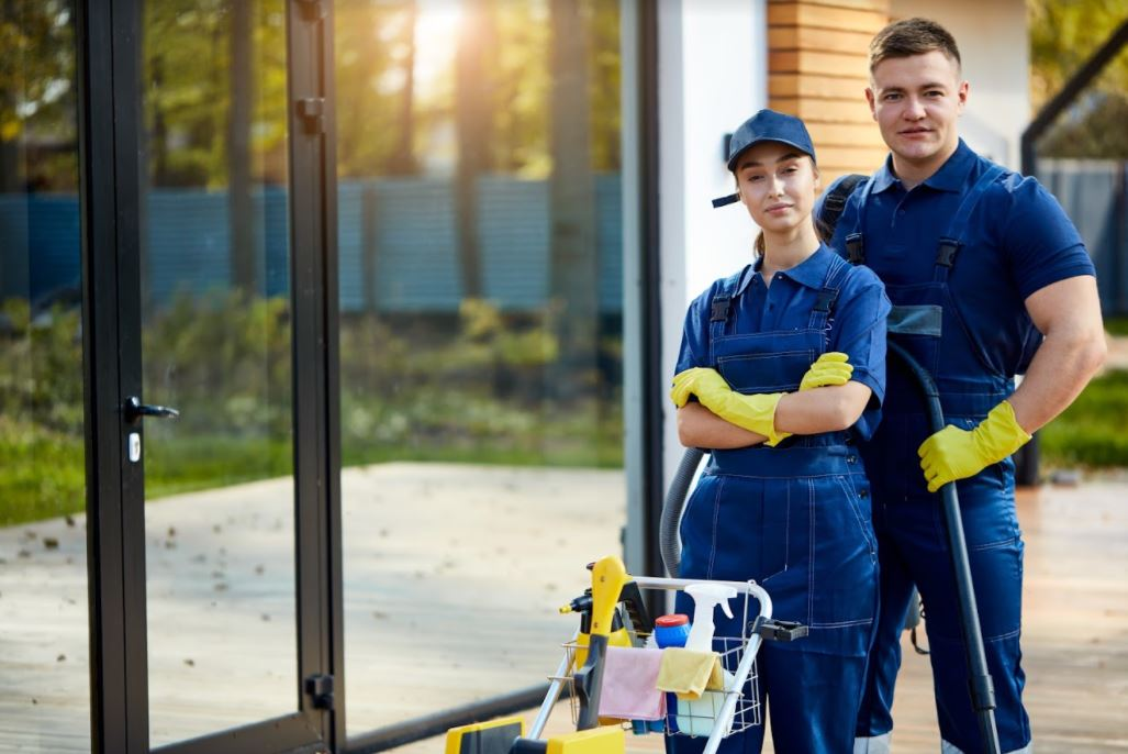 4 Benefits Of Hiring A Residential Cleaning Service